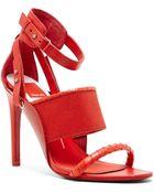 Dolce Vita Open Toe Sandals - Halton High Heel - Lyst
