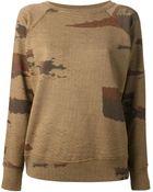 Etoile Isabel Marant 'Hana' Sweatshirt - Lyst