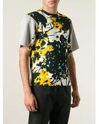 Marni Printed T-Shirt - Lyst