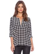 Joie Kariana Blouse - Lyst