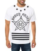 40 Oz The Stars And Stripes Tee - Lyst