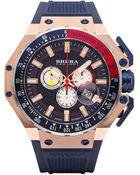 Brera Gran Turismo Chronograph Watch - Lyst
