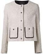 Rag & Bone Boucle Knit Jacket - Lyst