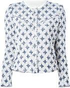 IRO Handi Cotton-Blend Jacket - Lyst