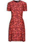 Erdem Short Dress - Lyst