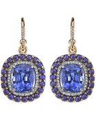Irene Neuwirth Lapis Earrings - Lyst