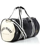 Fred Perry Classic Barrel Bag - Lyst