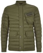 Barbour International Nation Quilt Puffer Jacket - Lyst