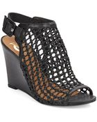Vince Camuto Signature Cleon Wedges - Lyst