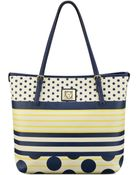 Anne Klein Large Perfect Tote - Lyst
