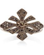 Joelle Jewellery Antique Phalanx Ring - Lyst