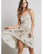 Free People Fauna Dress - Lyst