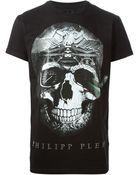 Philipp Plein 'Venom' T-Shirt - Lyst