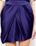 Traffic People Broadway Melody Tails Skirt - Lyst