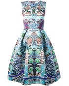 Mary Katrantzou 'Astere' Dress - Lyst