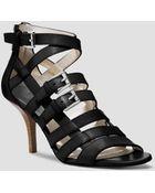 MICHAEL Michael Kors Open Toe Sandals - Sandra - Lyst