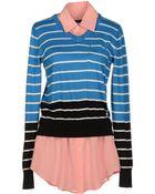 Love Moschino Sweater - Lyst