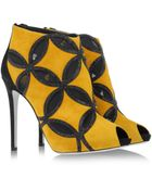 Rene Caovilla Ankle Boots - Lyst