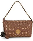 Marc Jacobs Gotham Quilted Leather Shoulder Bag - Lyst