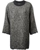 Dolce & Gabbana Bobble Knit Jumper - Lyst