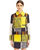 Marni Womens Cropped Jacket - Lyst