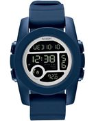 Nixon Unit 40 Navy Watch - Lyst