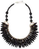 Nakamol Crystal Porcupine Bib Necklace - Lyst