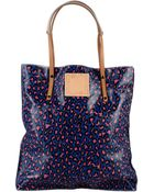 Cover-lab Large Leather Bag - Lyst