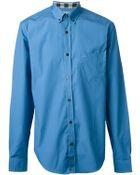 Burberry Brit Button Down Shirt - Lyst