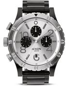 Nixon The 48-20 Chrono Watch, 48Mm - Lyst