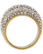 Michael Kors Brilliance Pave Ring - Lyst