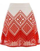 Temperley London Amalfi Skirt - Lyst
