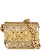 Moschino Mini Quilted Chain Bag - For Women - Lyst