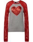 Moschino Sweater - Lyst