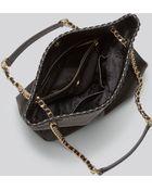 Tory Burch Crossbody - Marion Bookbag Convertible - Lyst