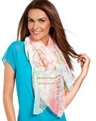 Collection Xiix Blossom Garden Wrap - Lyst