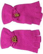BCBGeneration Affirmation Fingerless Gloves - Lyst