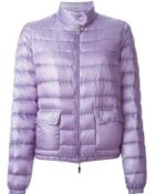 Moncler Lans Quilted Jacket - Lyst
