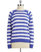 Two By Vince Camuto Striped Sweater - Lyst