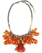 Stefanel Necklace - Lyst