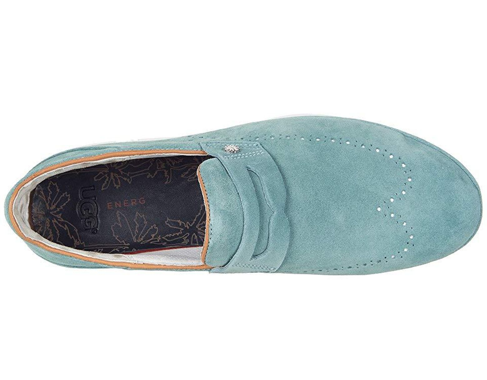 ecfe5dea1ea UGG Cali Penny Slip-on (aloe Vera) Shoes in Green for Men - Lyst