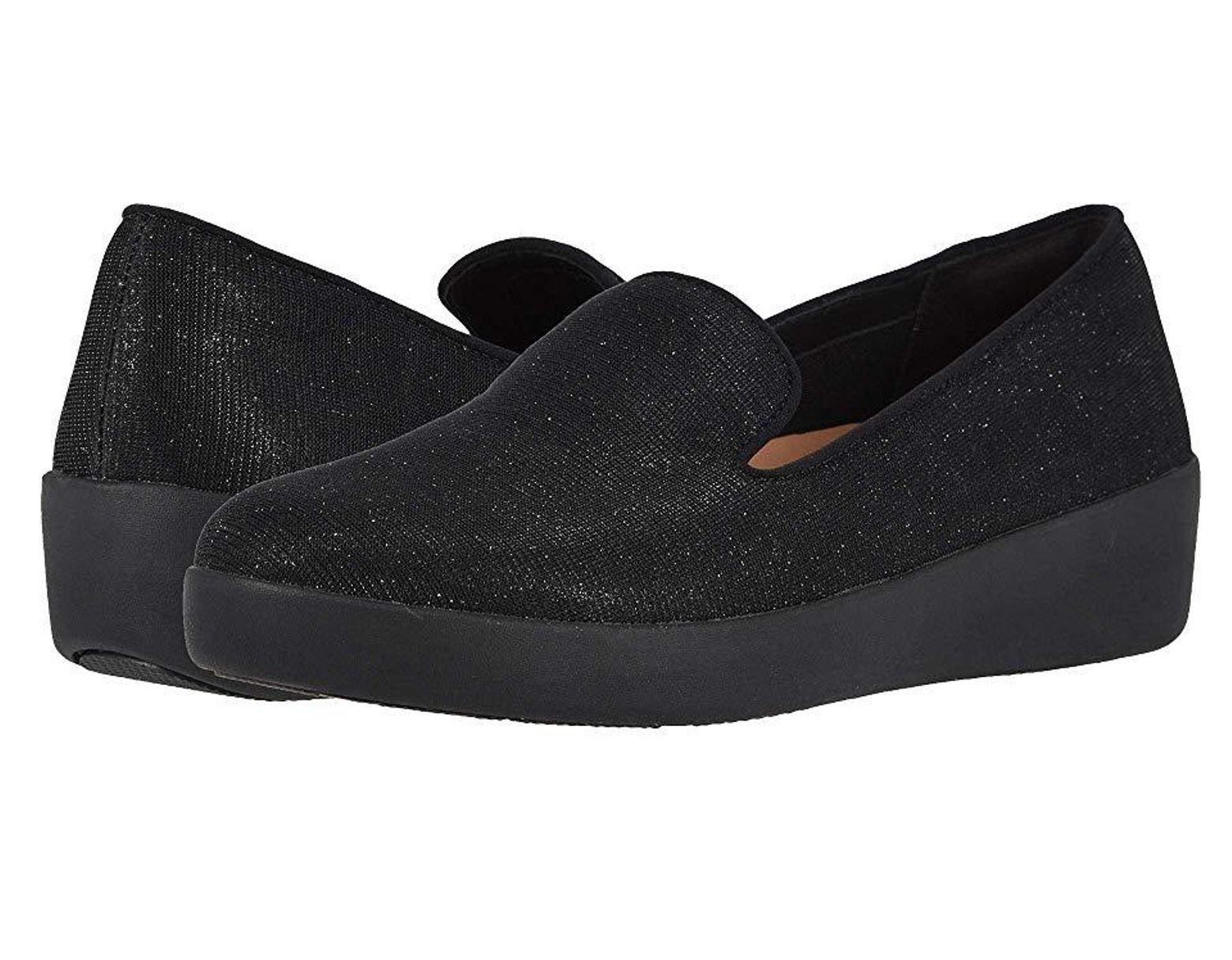 b66f20ab6b Fitflop Audrey Glitzy (black) Shoes in Black - Save 36% - Lyst