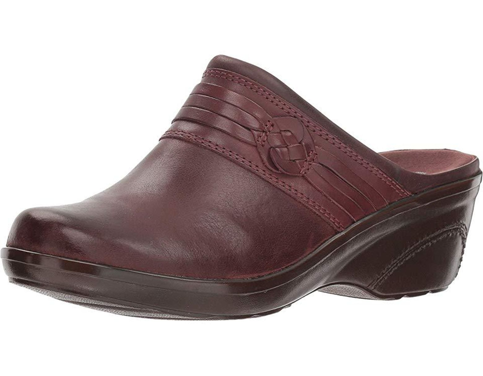 9bf8379d489aff Clarks Marion Jess (mahogany Leather) Shoes in Brown - Lyst