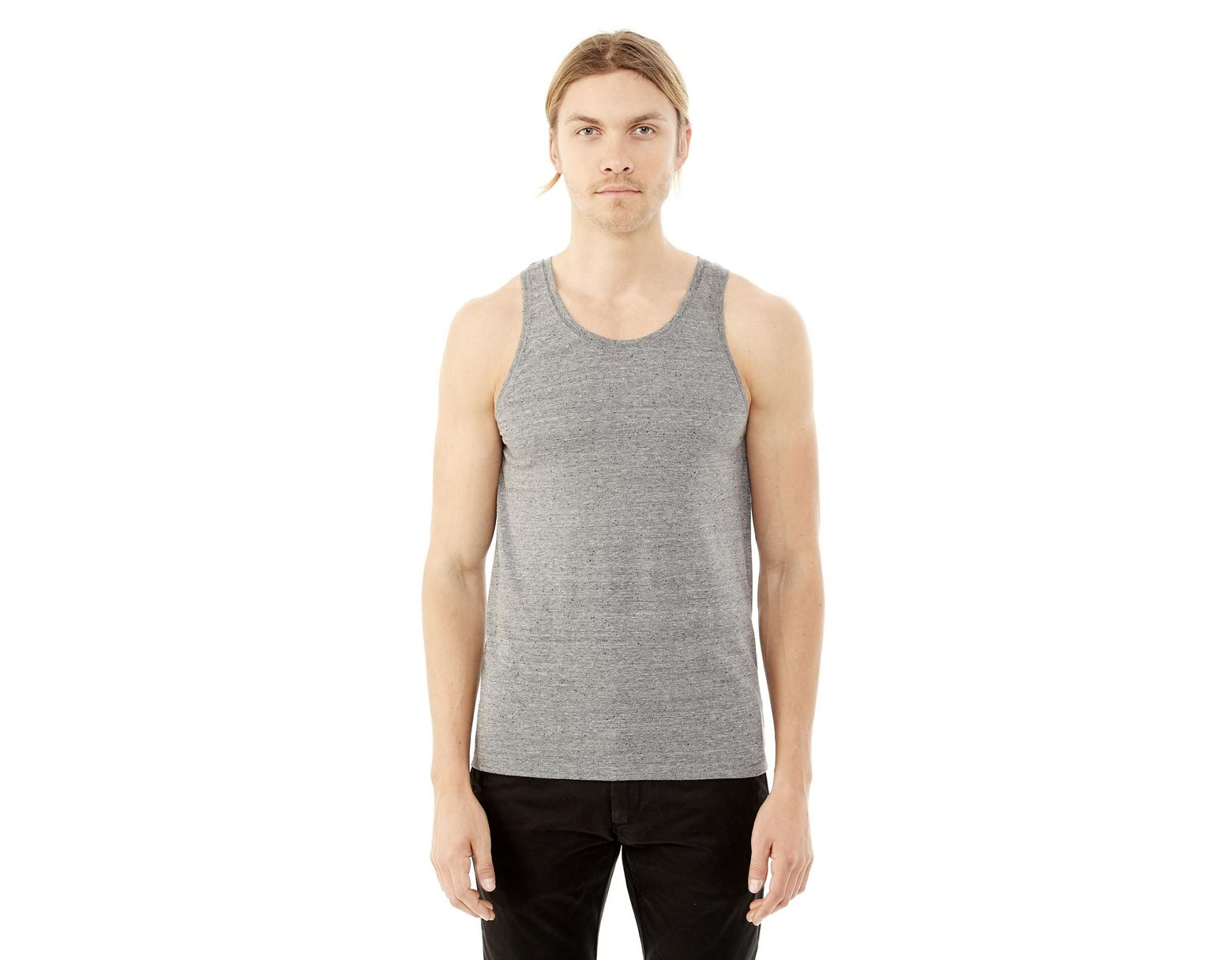 11d8c9adb Alternative Apparel Boathouse Textured Tank Top in Gray for Men - Save 56%  - Lyst