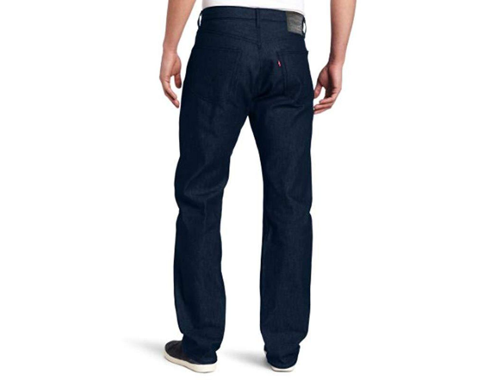 c3669d17487 Levi's 501 Original Shrink-to-fit Jeans in Blue for Men - Save 28% - Lyst