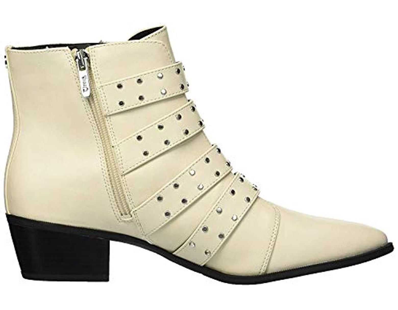 c4a2553727c3f Circus by Sam Edelman Hutton Fashion Boot in Natural - Save 51% - Lyst