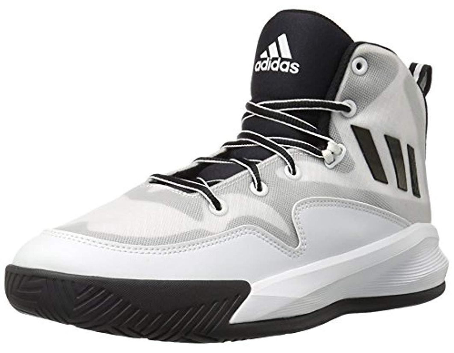 a999999a66c Lyst - adidas Performance Crazy Eruption Basketball Shoe in White for Men -  Save 29%
