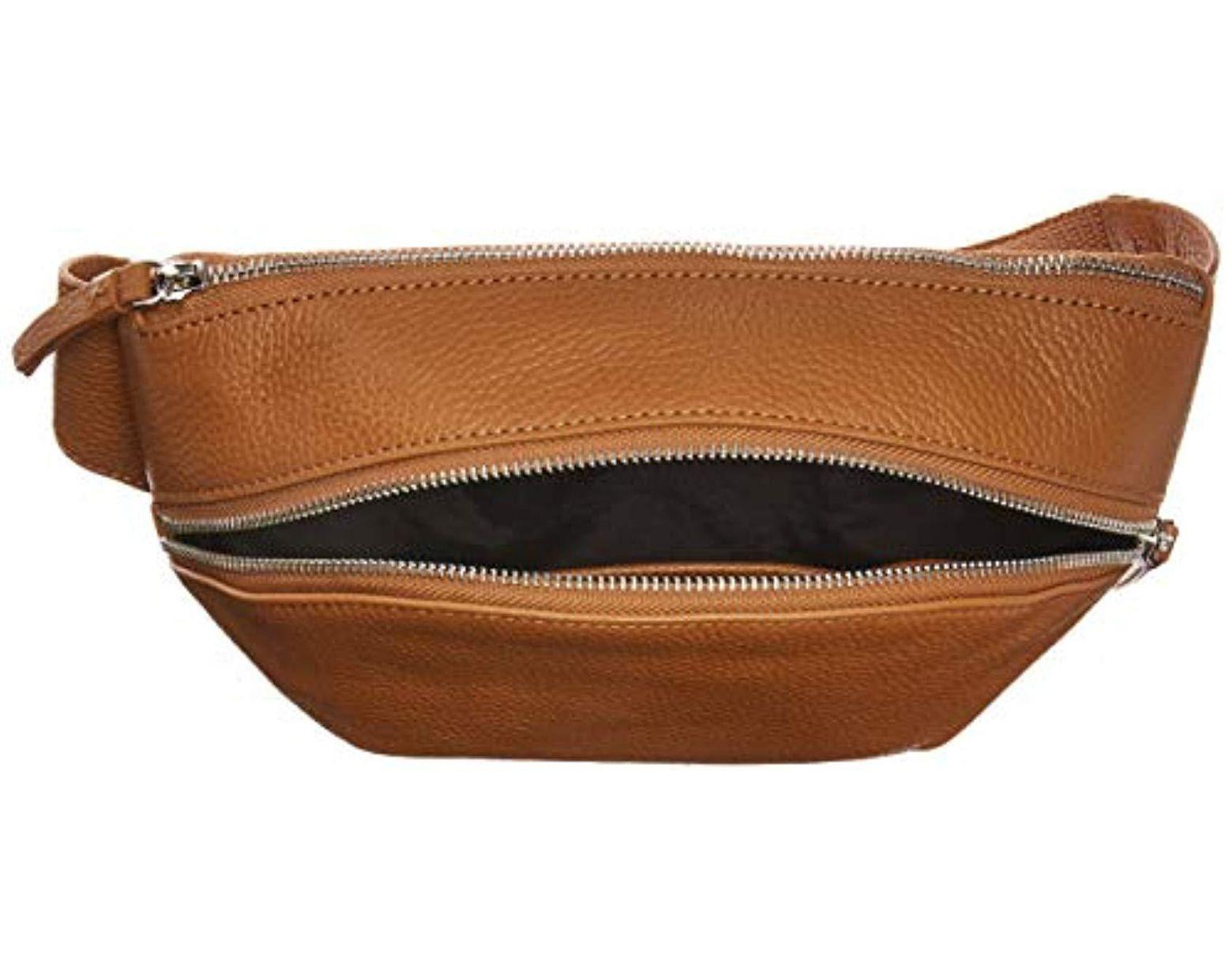 759408fc0ff7 Ecco Sp 3 Sling Bag in Brown - Lyst