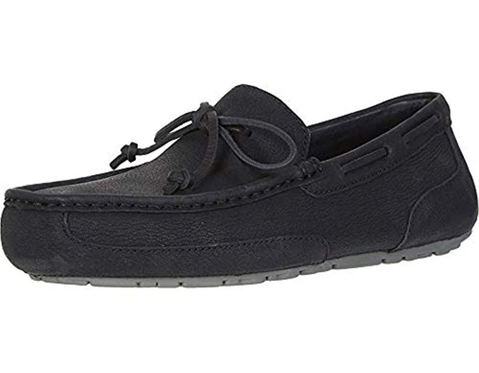06e26d18f71 UGG Chester Ts Driving Style Loafer in Black for Men - Lyst