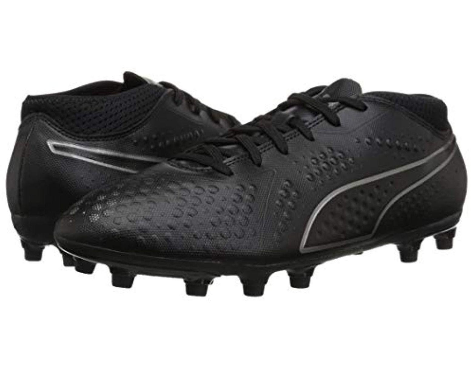 56a060d45 PUMA One 4 Syn Fg in Black for Men - Save 13% - Lyst